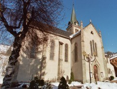 Photo de l'église de Praz-sur-Arly